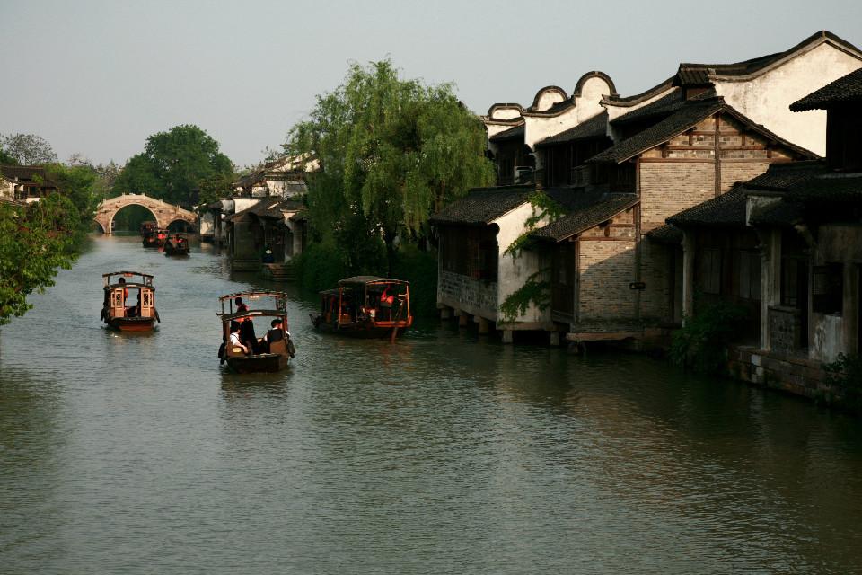 淮北到杭州乌镇,千岛湖